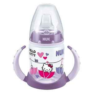 Nuk NA215172 Hello Kitty FC PP Learner 150 Ml Biberon