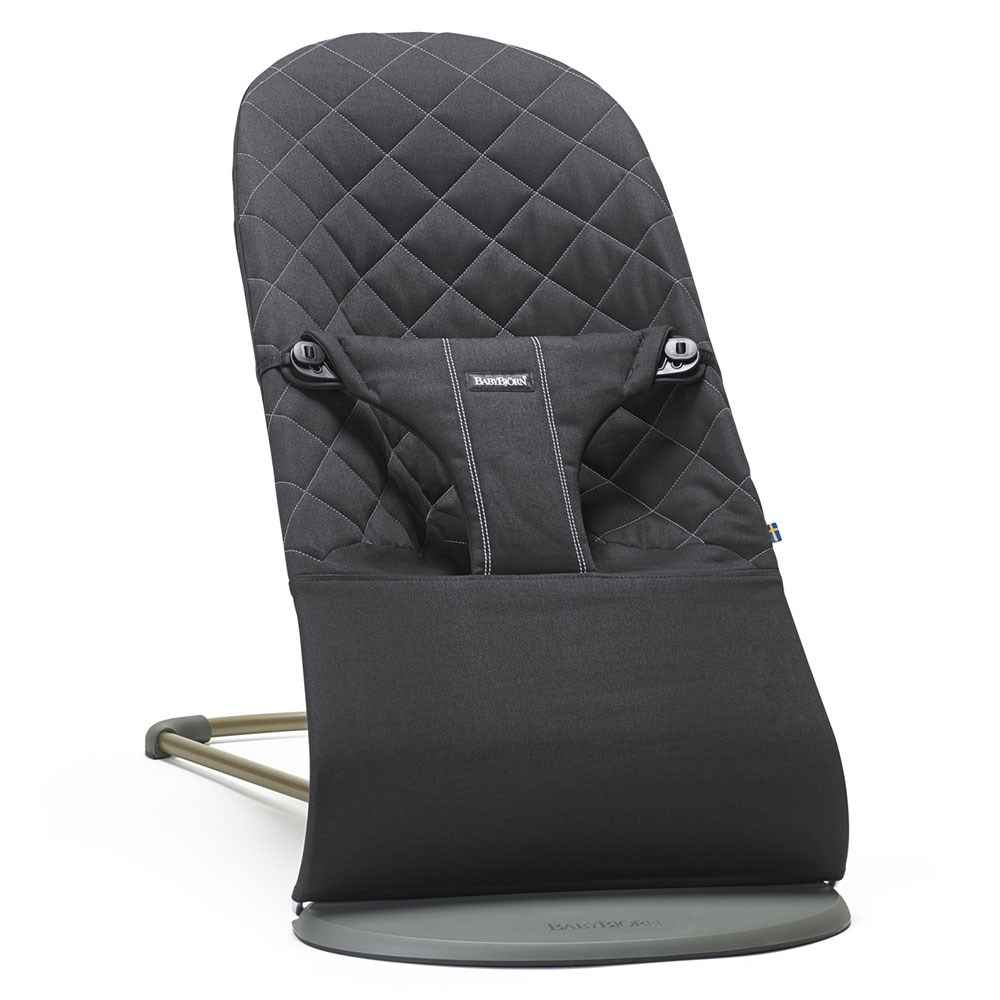 Babybjörn Bliss Ana Kucağı Cotton Black