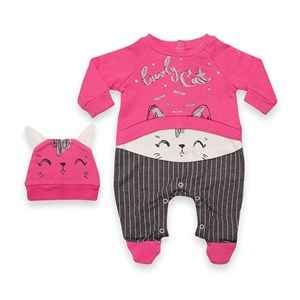 Babycool Lovely Cat Bebek Tulumu 77077