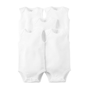 Carter's Layette 5'li Bebek Body 126G774