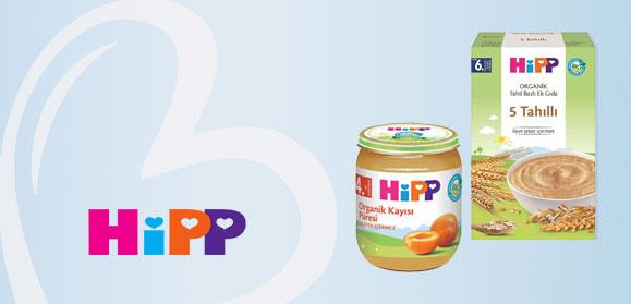 Hipp Bebek Mamaları