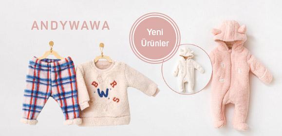 Andywawa Bebek Kıyafetleri