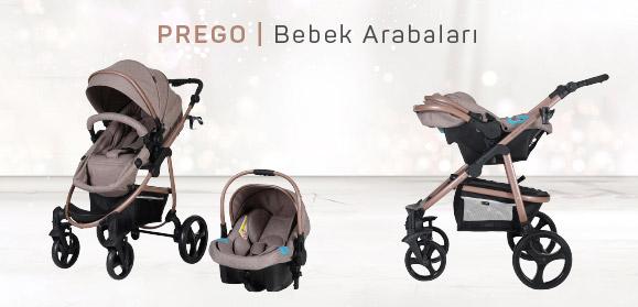 Prego Bebek Arabaları